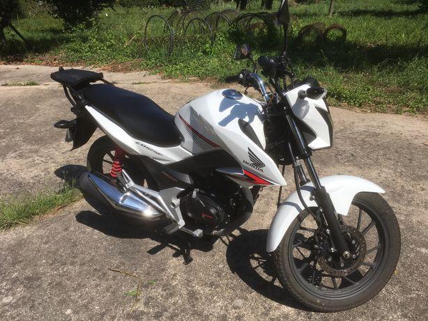 Honda CBF 125 troco por mini trator