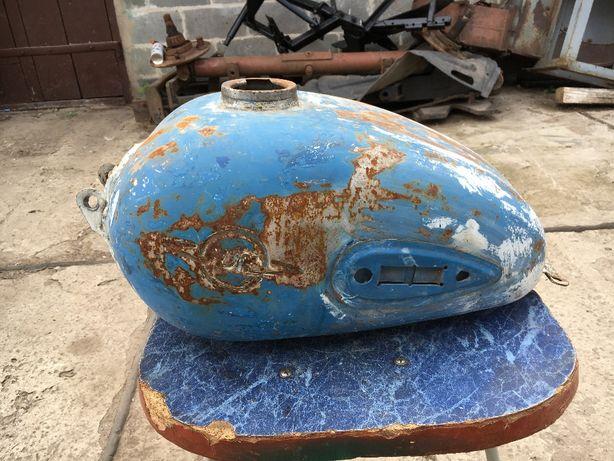 Продам бак капелька кастом мотоцикла ИЖ СССР