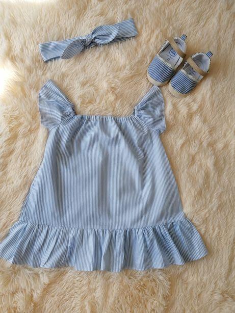 Плаття для дівчинки, платье для девочки, набір для дівчинки