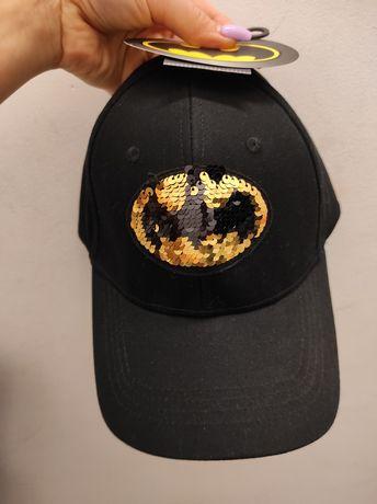 Czapka z daszkiem Batman