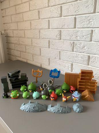 Angry Birds duży zestaw