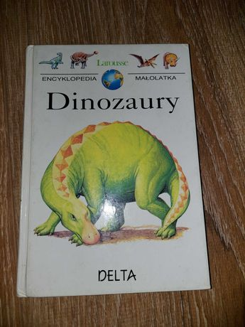 Dzinozaury ,bardzo fajna książeczka  dla dzieci w sam raz