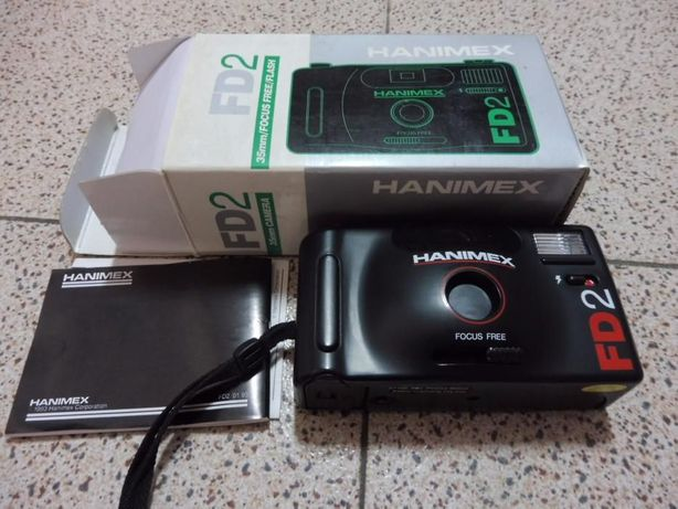 Câmara Fotográfica HANIMEX NOVA!
