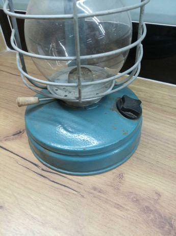 Lampa naftowa przedwojenna vintage wys 30cm sprawna warto