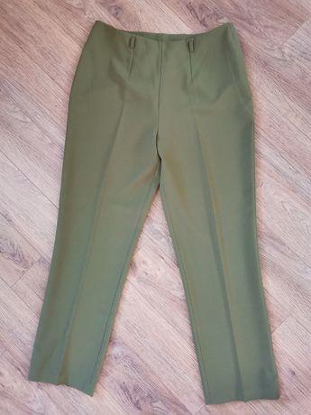 Nowe oliwkowe spodnie roz. 46