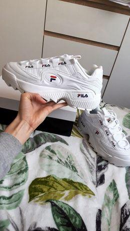 Buty Fila 41 białe
