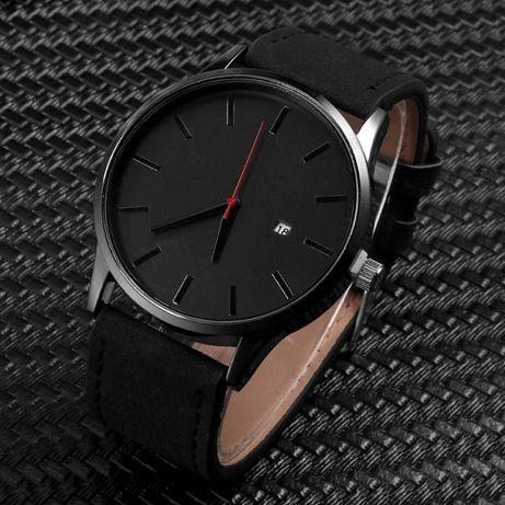 Мужские кварцевые часы (2 Цвета)