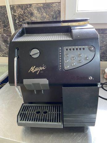 Кофеварка.кавовий апарат.Saeco Magic