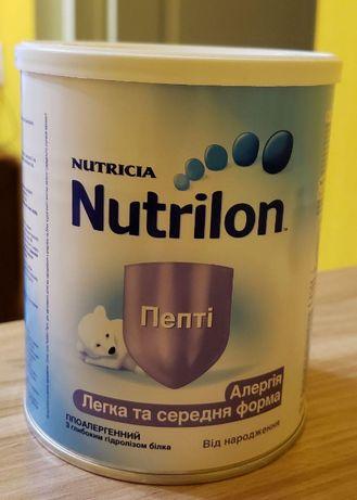 Сухая молочная смесь Nutrilon Пепти, 400 г