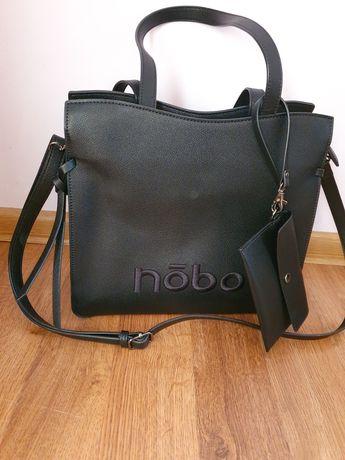 Torebka shopper miejska klasyczna NOBO czarna