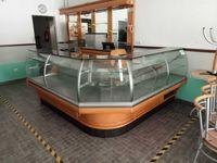Vitrine Expositora Refrigerada em L + Retro Balcão ACM1040 - USADA