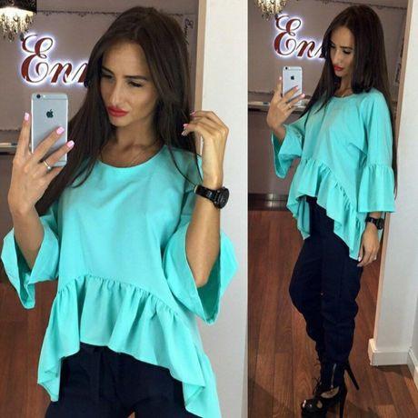 Легкая блуза Еnneli
