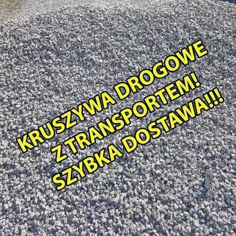 Kruszywo drogowe!!! SZYBKA DOSTAWA!!!