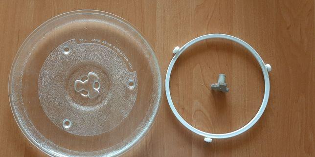 Talerz i akcesoria do mikrofalowki