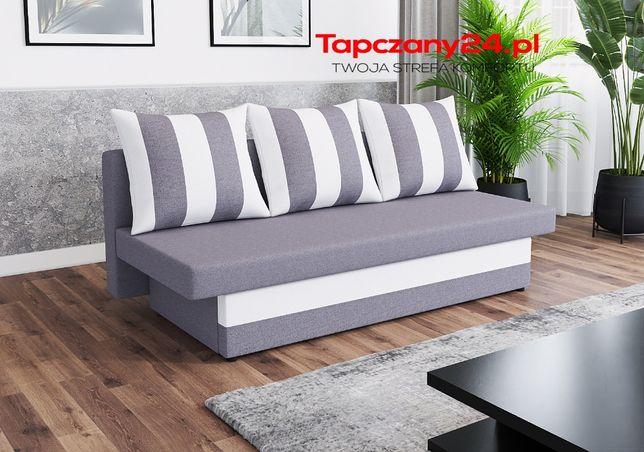 Sofa rozkładana Kanapa Inka Wersalka Tapczan z pojemnikiem na pościel