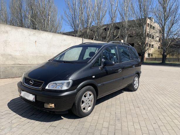 Opel Zafira A растаможена