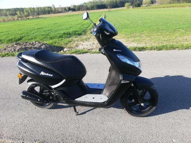 Peugeot kisbee 50 black limited
