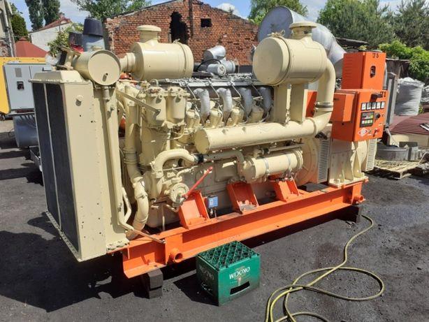 Agregat Prądotwórczy 200 kw 250 kva 300 kva Samostart Automat SZR