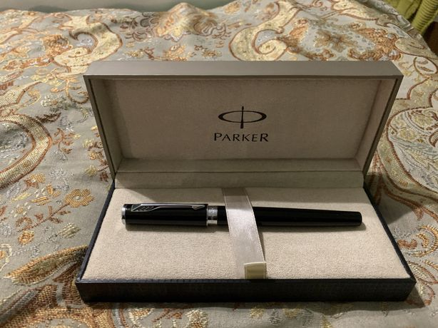 Ручка роллер перьевая Parker ingenuity 5th