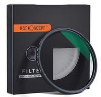 Поляризационный фильтр полярик K&F Concept HD 49 52 58 62 72 77 82