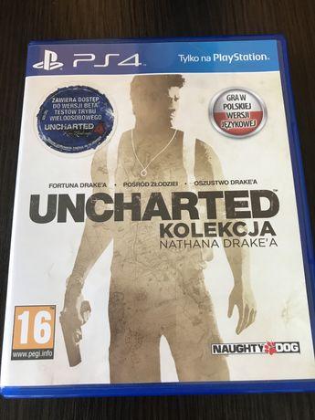 Uncharted kolekcja Nathana Drake'a