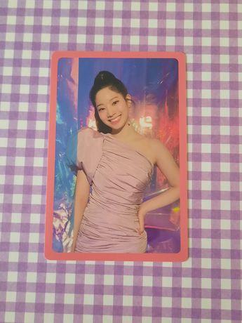 Dahyun preorder twice taste of love in love ver kpop jyp karta tol