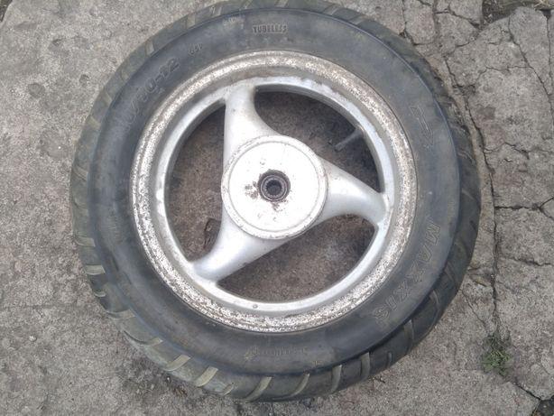 Диск задний, колесо 140/70/12 диск 2.50-12