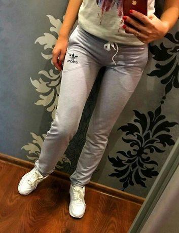 Жіночі спортивні штани трикотаж 2-х нитка 42-52р