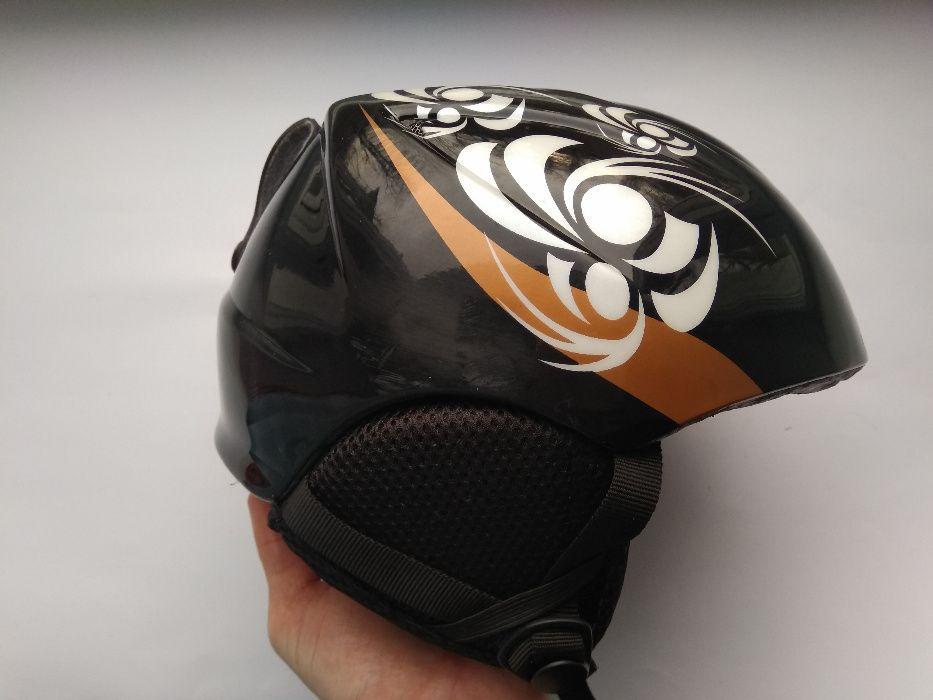 Детский шлем горнолыжный, сноубордический Icelander, размер S 50-56см. Харьков - изображение 1