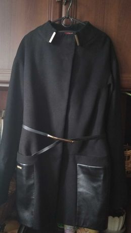 Пальто кашемировое женское 44 р-ра