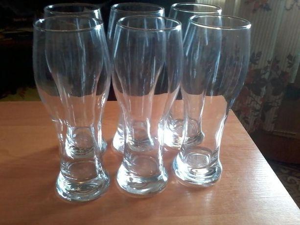 бокал пивные, стакан, бокалы, стаканы 0,5литр