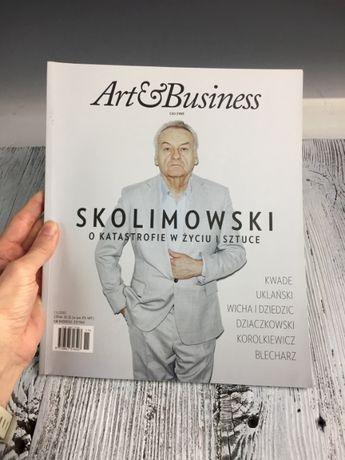 Czasopisma ART & BUSINESS 6 sztuk Przewodnik Po Marketingu