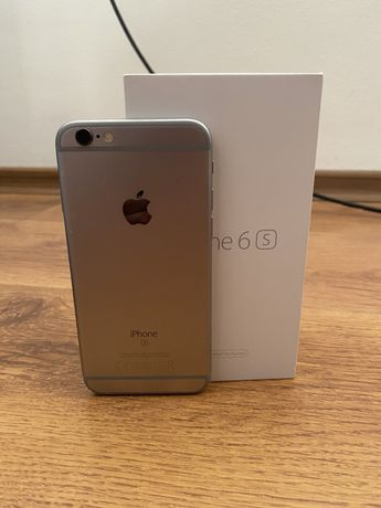 iPhone 6s IDEAL Space Gray 16gb