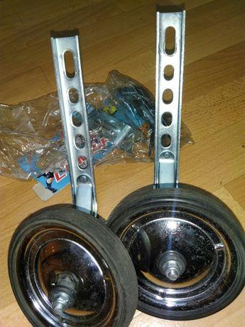 Боковые дополнительные колеса на детский велосипед. Ремкомплект.