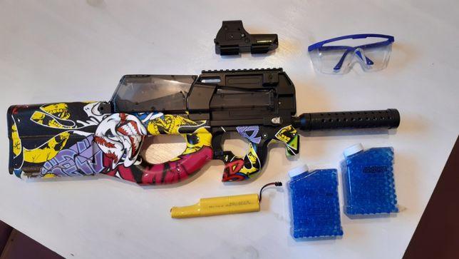 Karabin pistolet maszynowy automat P90