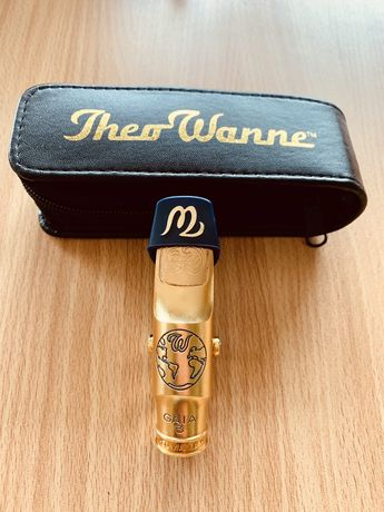Ustnik do saksofonu altowego Theo Wanne Gaia 3 - NOWY !!! + gratisy :)