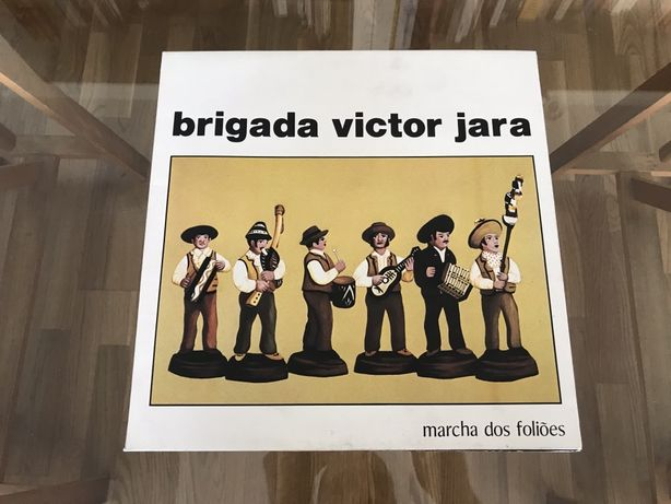 Brigada Victor Jara Marcha dos Foliões LP Vinil