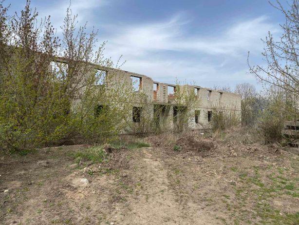 Недостроеное помещ. 18 квартирного дома под достройку или демонтаж