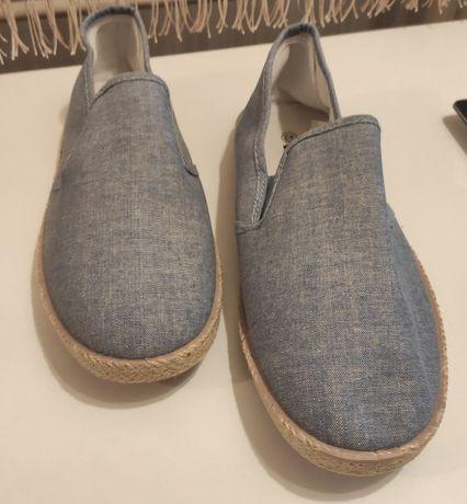 OKAZJA! Sprzedam buty ESPADRYLE nowe