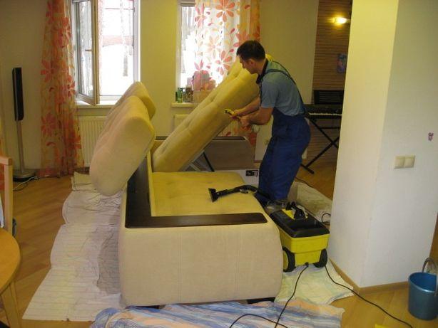 Химчистка мягкой мебели, химчистка матрасов, чистка диванов, ковров