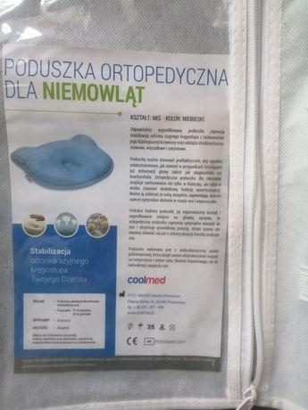 Poduszka ortopedyczna dla niemowląt przeciw spłaszczaniu głowy