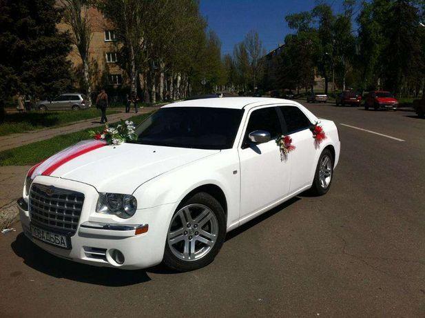Заказ авто для свадьбы