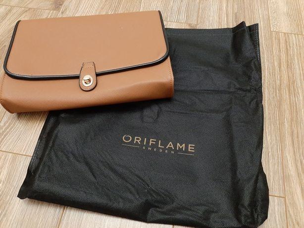 Nowa, brązowa torebka Oriflame. Dzień Kobiet, Walentynki