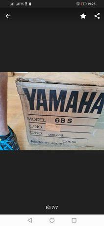 Лодочний мотор Yamaha 6