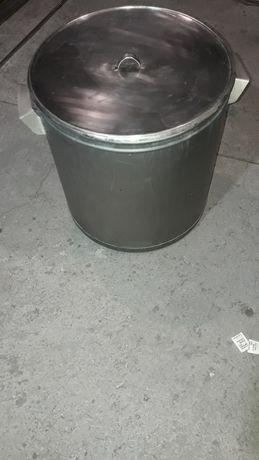 Кастрюля бак емкость титановая 50л