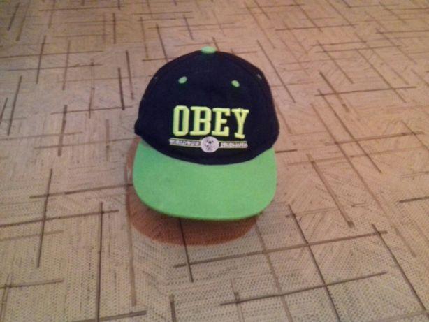 Кепка бейсболка OBEY