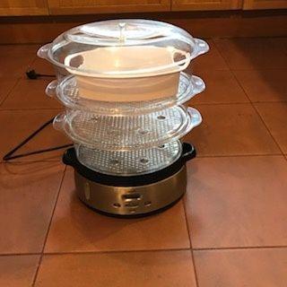 Parowar, urządzenie do gotowania jedzenia na parze