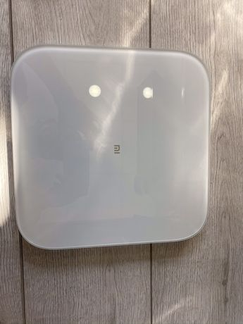 Смарт-весы Xiaomi Mi Smart Scale 2 (XMTZC04HM) White