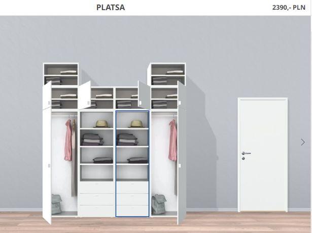 Szafa Platsa Ikea