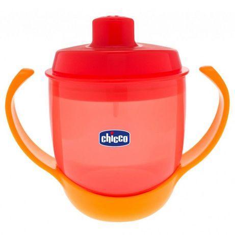 Чашка-поильник Chicco Meal Cup в Идеале!+подарок)